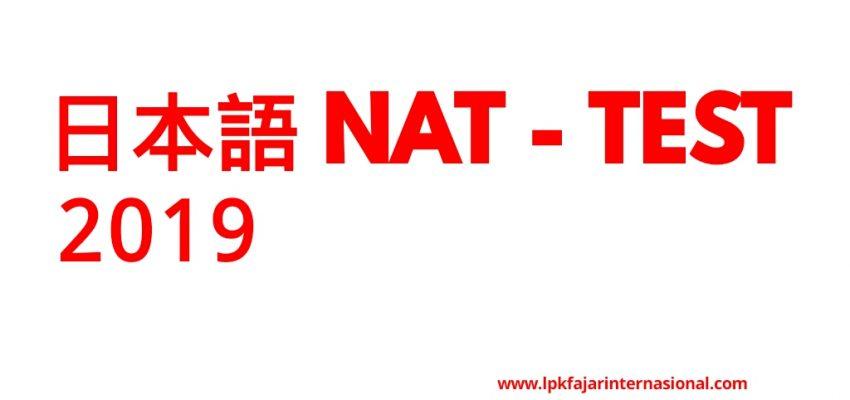 NAT-TEST 2019